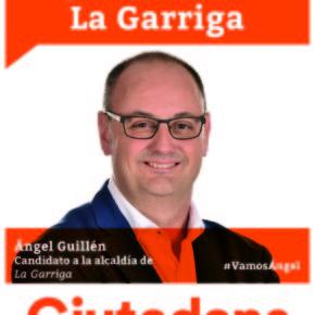 Consulta les nostres 60 propostes per millorar la Garriga